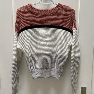 Dynamite sweater size xs